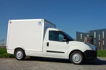 Nueva Fiat Doblo Plancher con carroceria isotermica