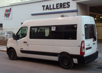 Nissan NV400 revestimiento isotermico