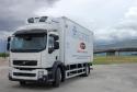 Volvo FL con carrocería frigorífica
