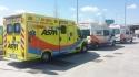 Vehiculo especial ambulancia bariatrica