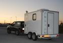 Vehículo de emergencia y puesto de mando