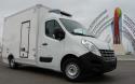 Nueva Renault Master piso cabina con carroceria frigorífica